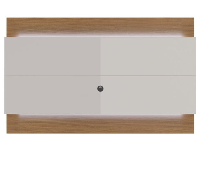 Painel Lincoln Off-White - 217X135X8cm | Westwing.com.br