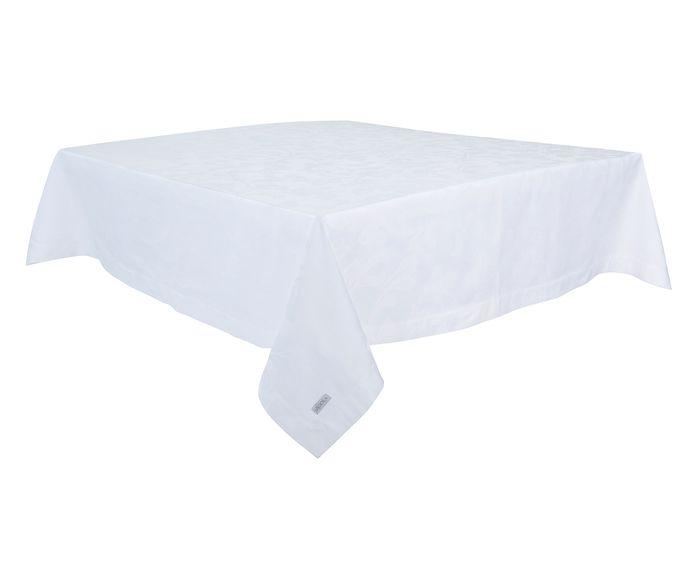 Toalha de Mesa Isadora Paris Niqqe Branca - 170X170cm | Westwing.com.br