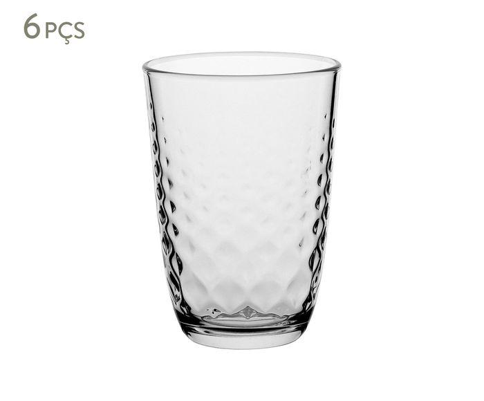 Jogo de Copos para Long Drink Glit - 390ml | Westwing.com.br