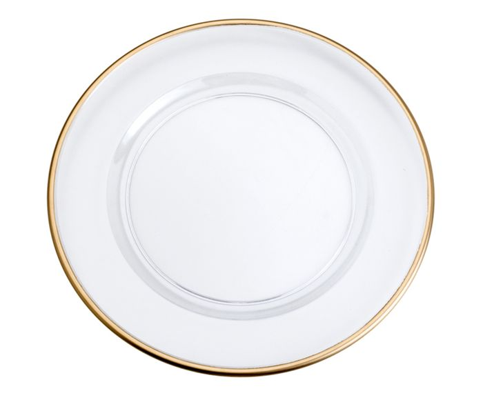 Sousplat Royal Dourado - 33cm | Westwing.com.br