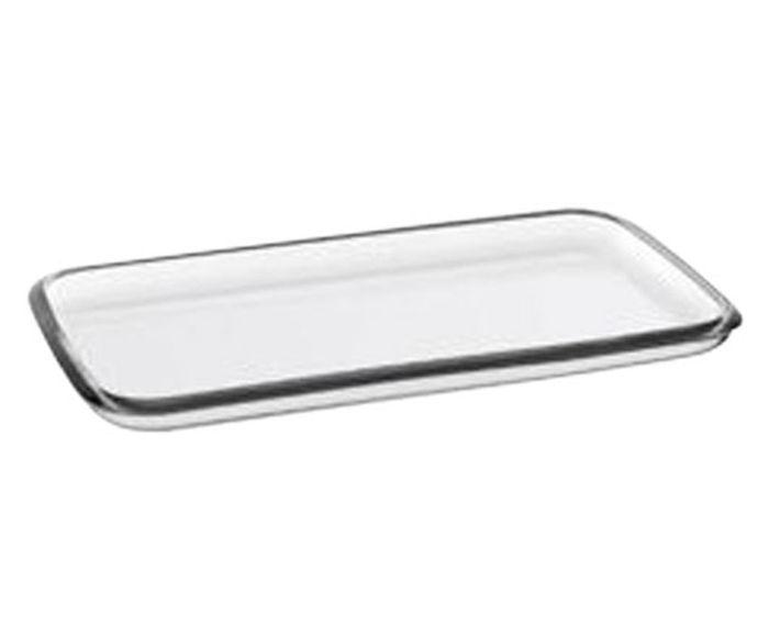 Travessa Ducale Transparente - 36X20X3cm | Westwing.com.br