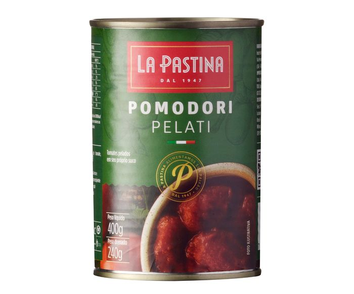 Tomates Pomodori Pelati - 400G | Westwing.com.br
