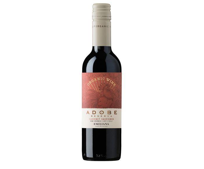 Vinho Tinto Cabernet Sauvignon Emiliana Adobe - 375ml | Westwing.com.br