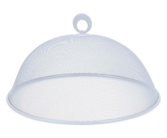 Tela Protetora em Inox Kayla Branca - 30cm | Westwing.com.br