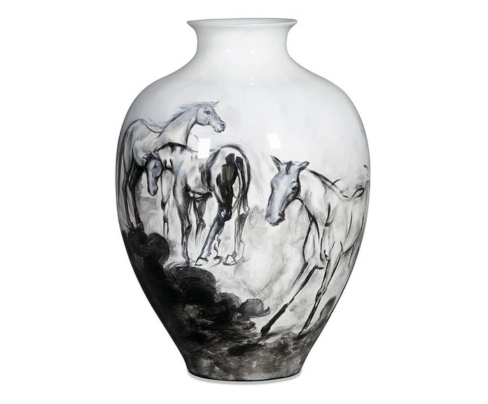 Vaso Horse - 16cm | Westwing.com.br