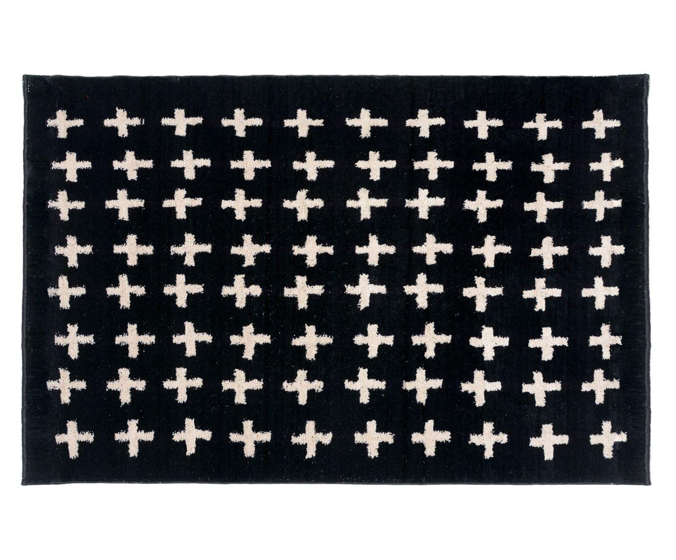 Tapete Art Amastan Preto - 150X200cm, 150x200cm | Westwing.com.br