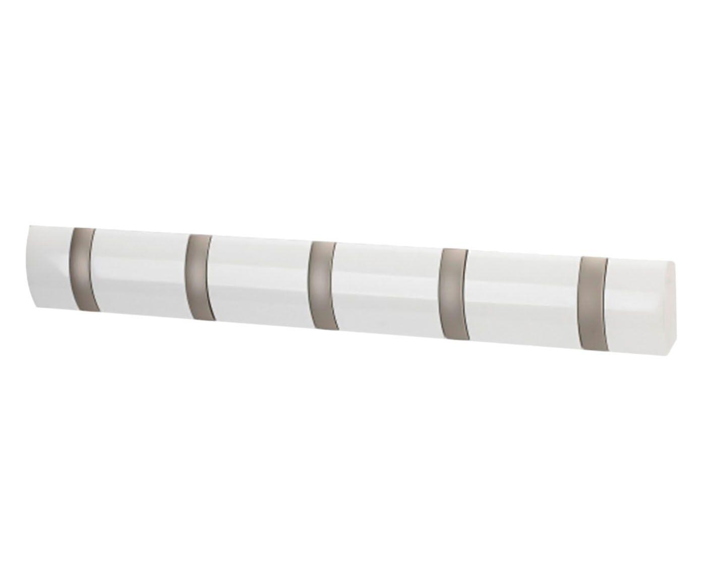 Cabideiro Flip Branco - 51cm | Westwing.com.br