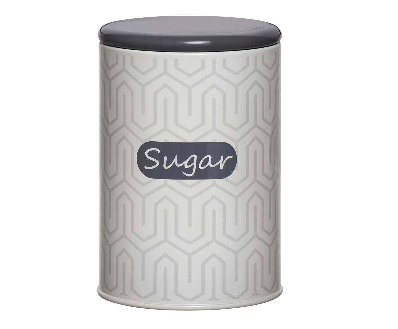 Porta-Condimentos Patterns Sugar - 11,3X15,7X11,3cm   Westwing.com.br