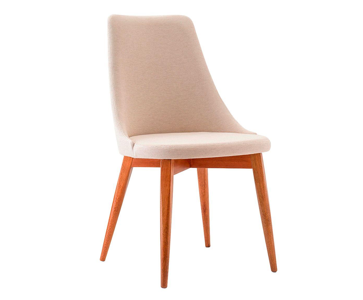 Cadeira Dora Creme - 53X91X55cm | Westwing.com.br