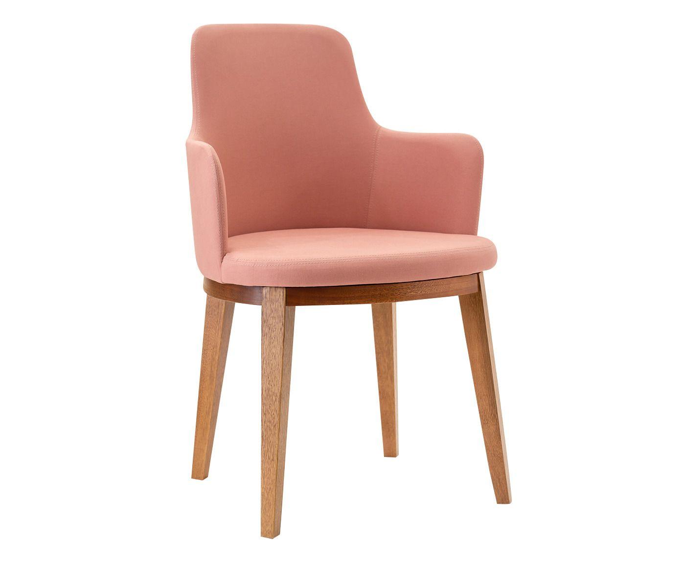 Cadeira Mary Rosa - 53X86X55cm   Westwing.com.br