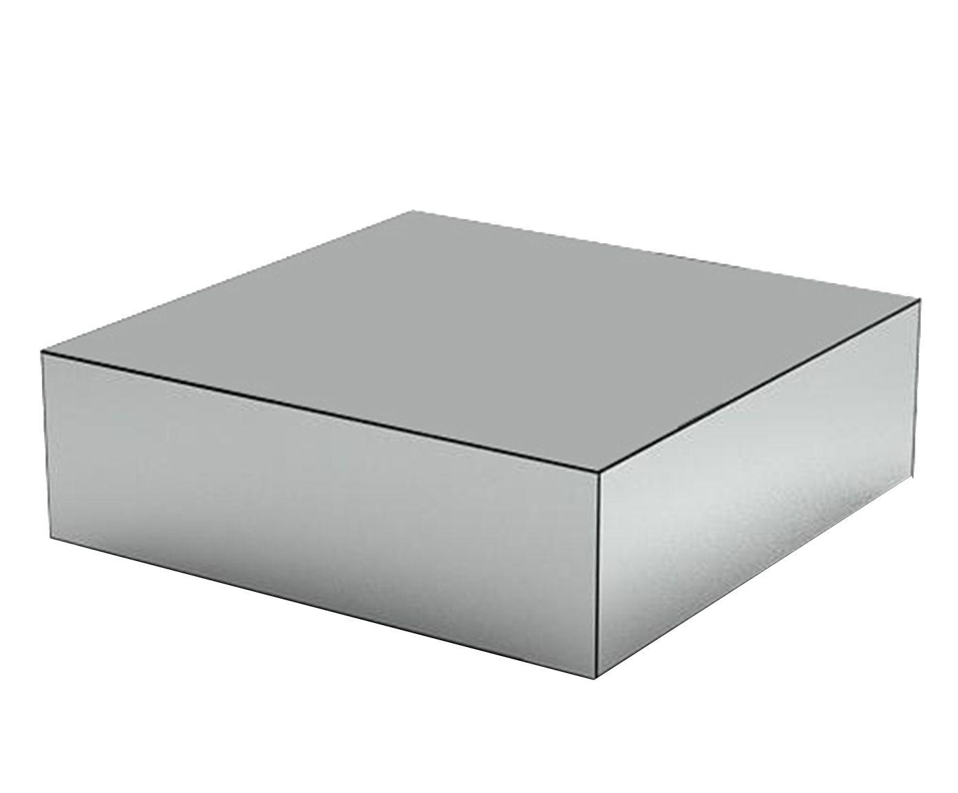 MESA DE CENTRO BOX - 80X35X80CM | Westwing.com.br