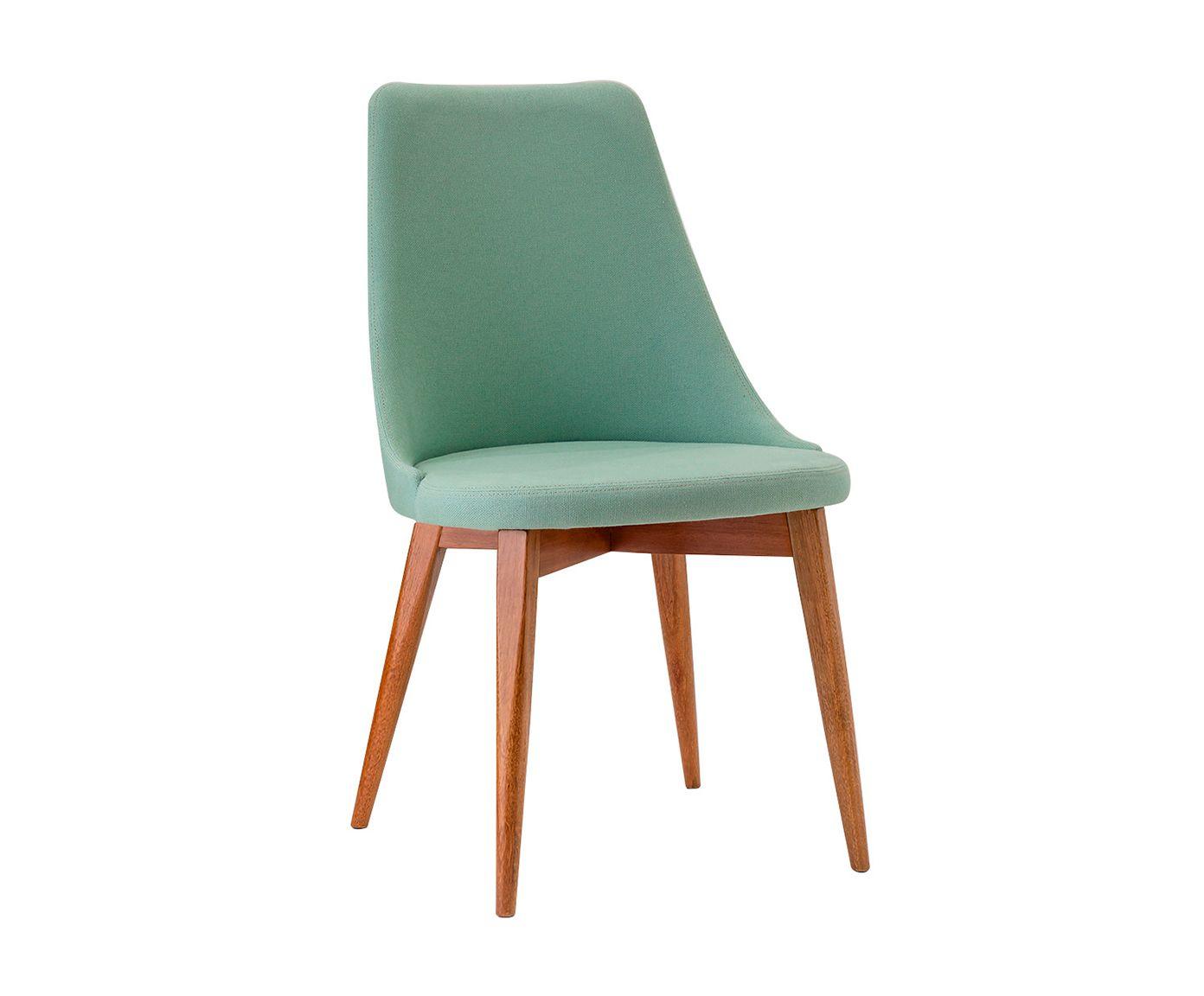Cadeira Dora Verde Água - 53X91X55cm | Westwing.com.br
