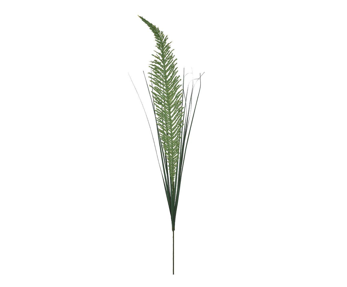 Planta Permanente Haste Cattail Verde - 94X9cm | Westwing.com.br