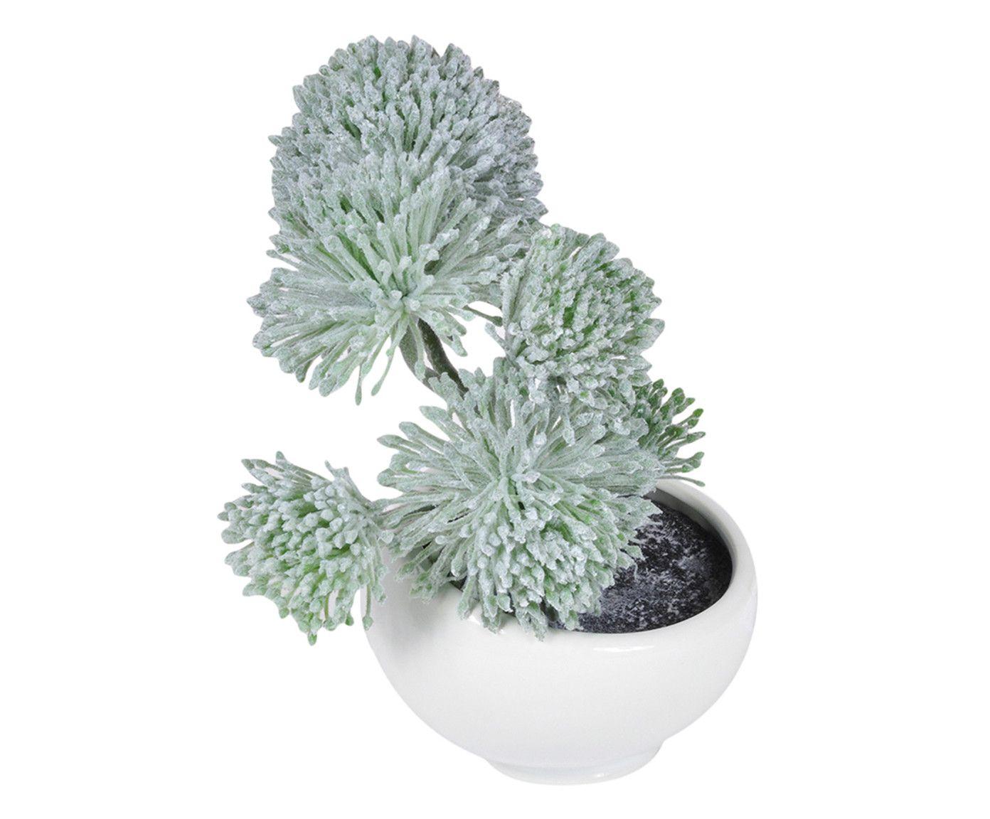 Planta Permanente com Vaso Yohana - 28cm | Westwing.com.br