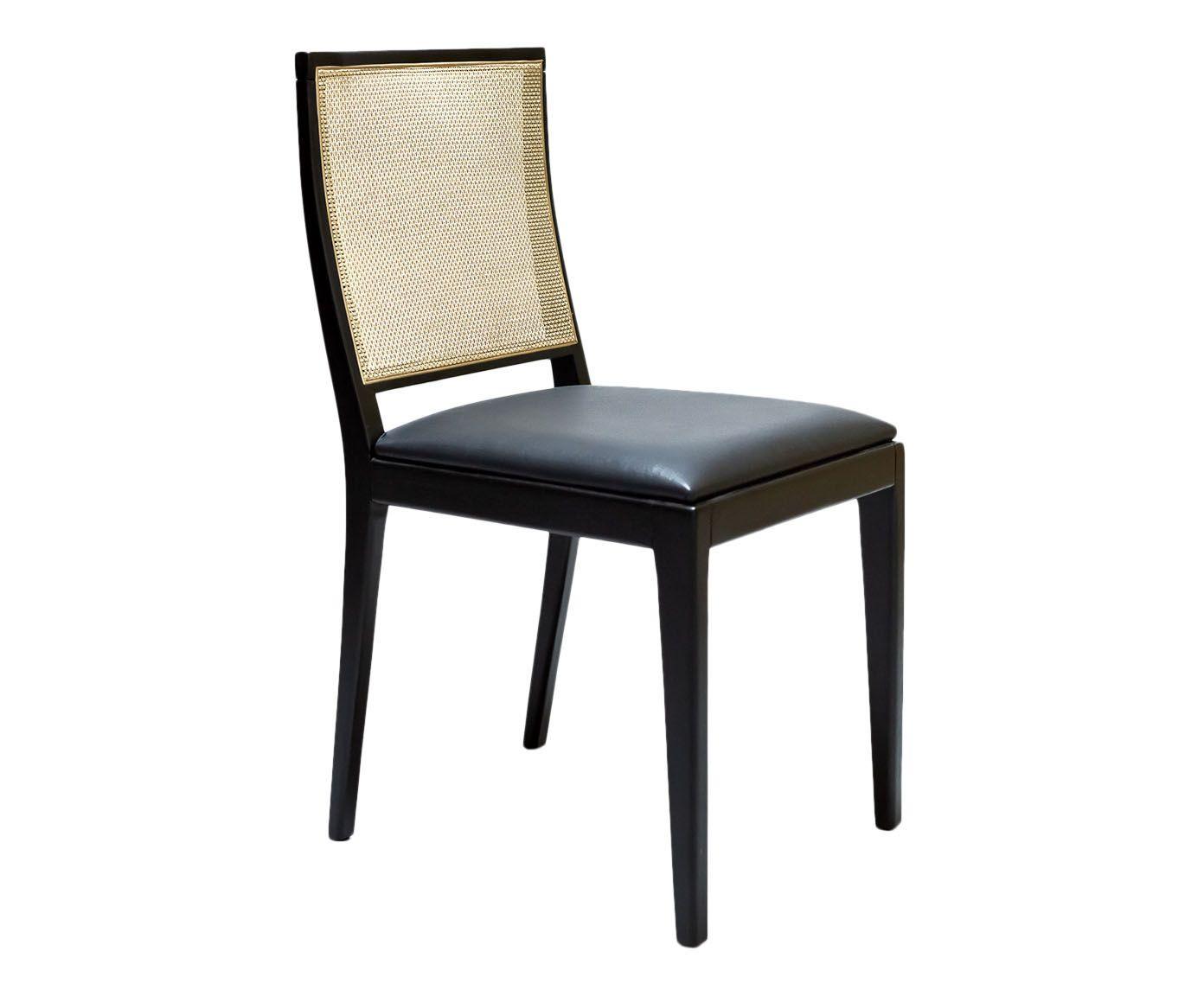 Cadeira Tula Preta - 42X85cm   Westwing.com.br