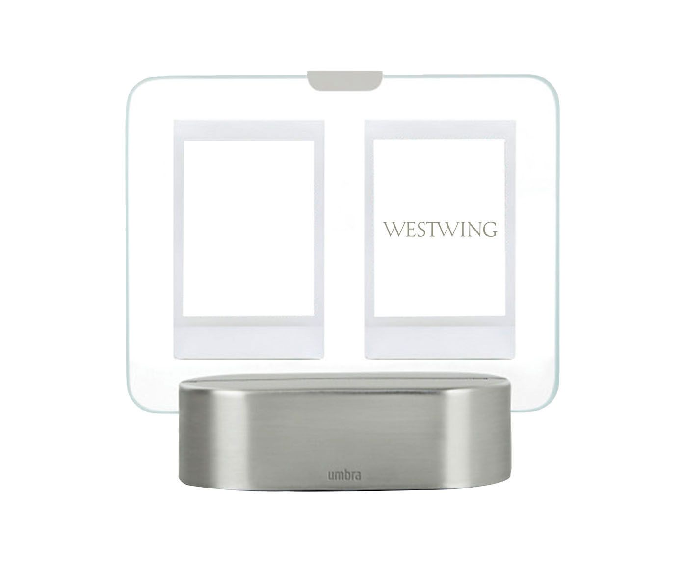 Porta-Retrato Glo Instant - 13,9X14X5cm | Westwing.com.br