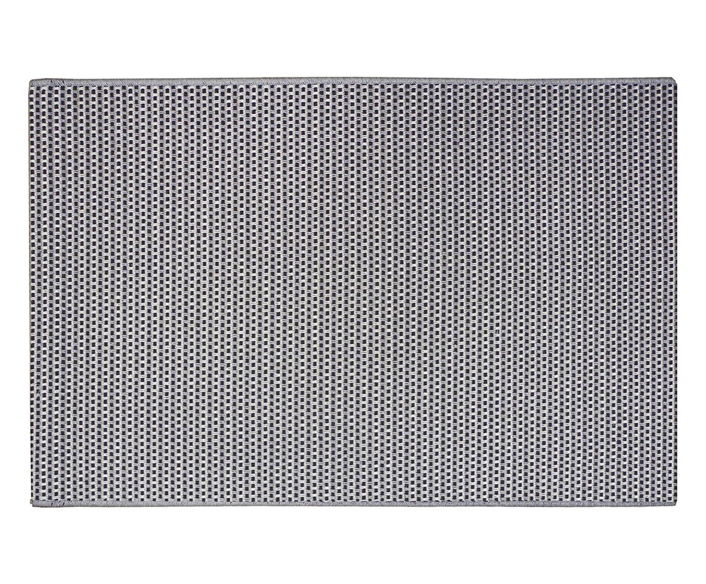 Tapete Cotton Texture Jeans - 160X235cm   Westwing.com.br