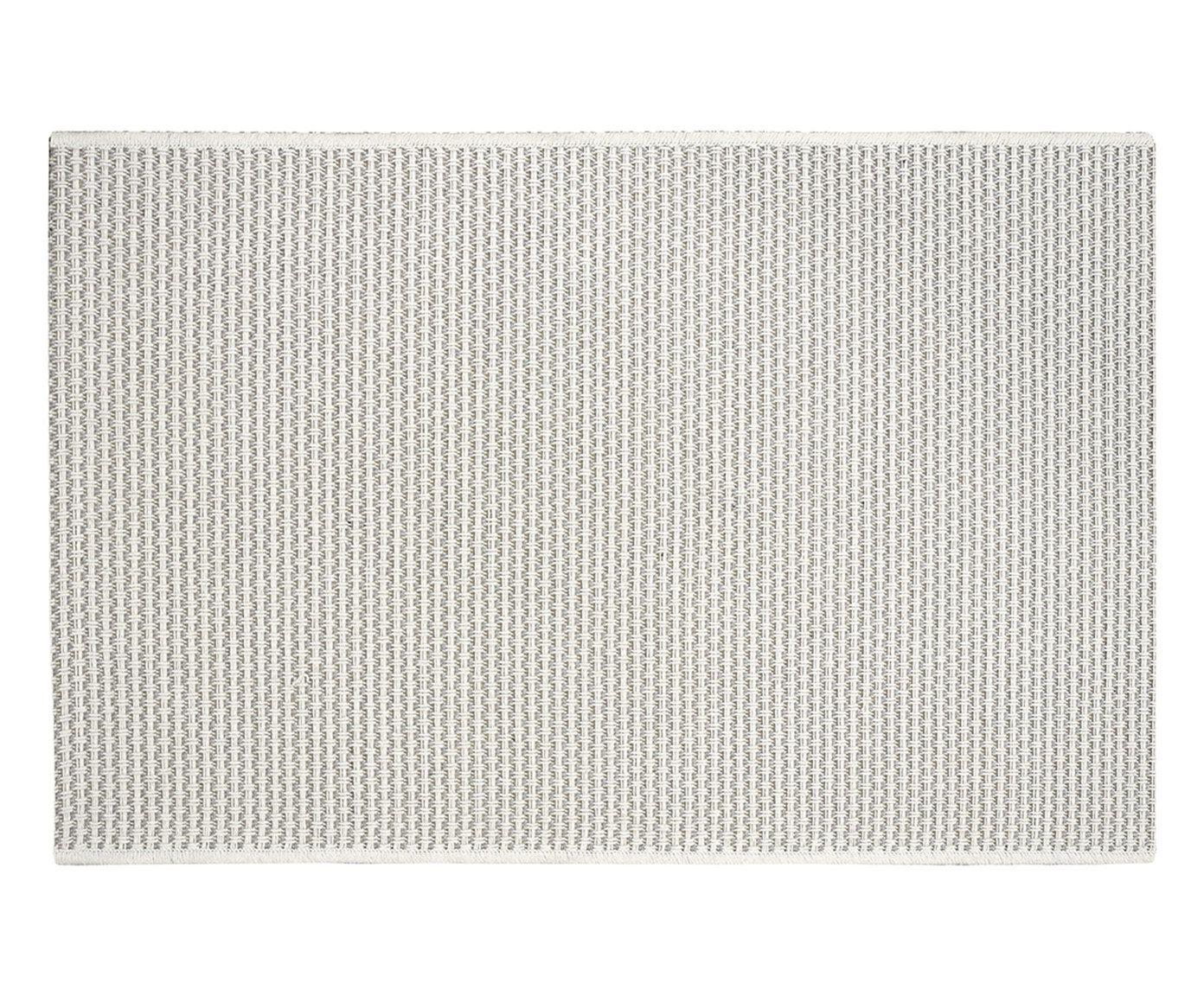 Tapete Cotton Texture Cru - 160X235cm | Westwing.com.br