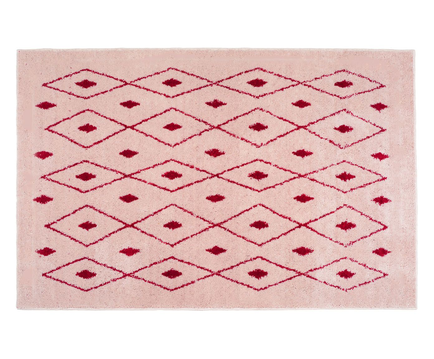 Tapete Art Kahina Pérola e Rubi - 100X150cm, 100x150cm | Westwing.com.br