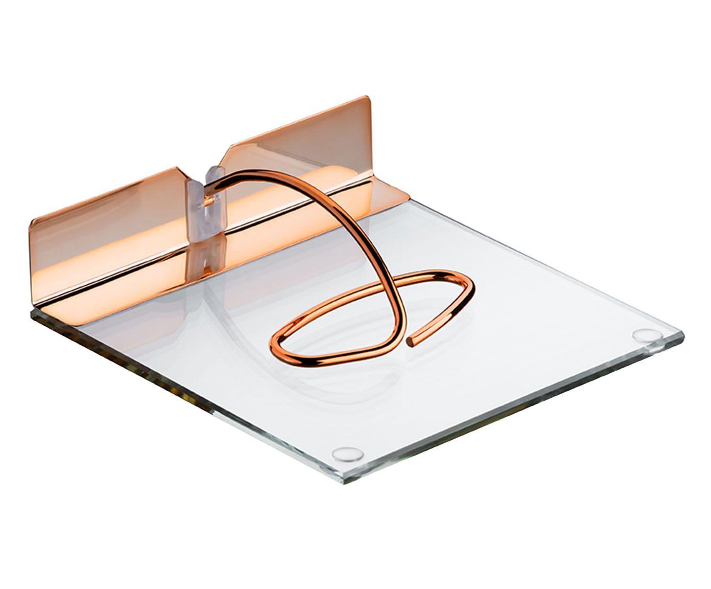 Porta-Guardanapo Slim - 18X4,5X18cm | Westwing.com.br