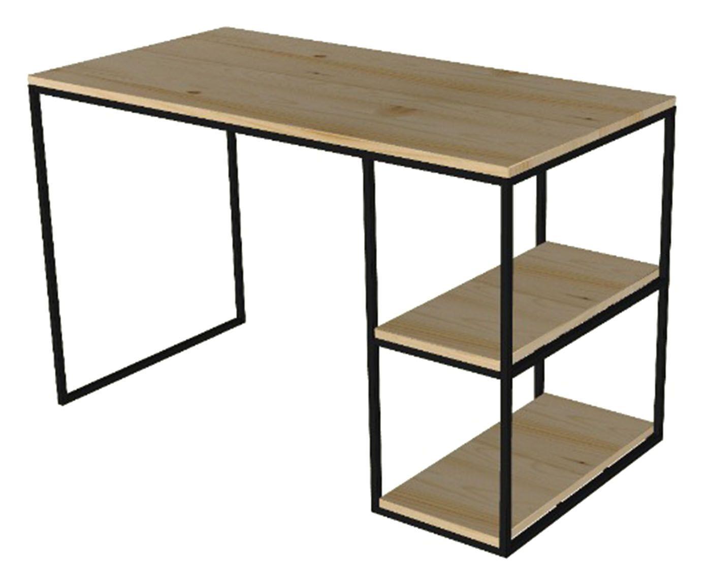 Mesa de Escritório Roma - 120X74X60cm | Westwing.com.br