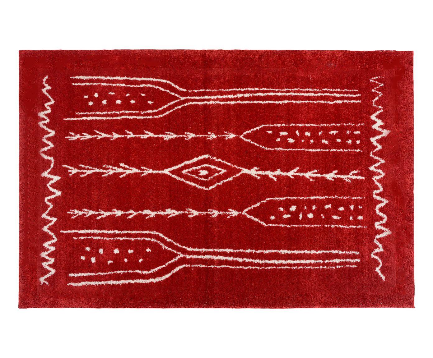Tapete Art Safia Rubi - 150X200cm, 150x200cm   Westwing.com.br