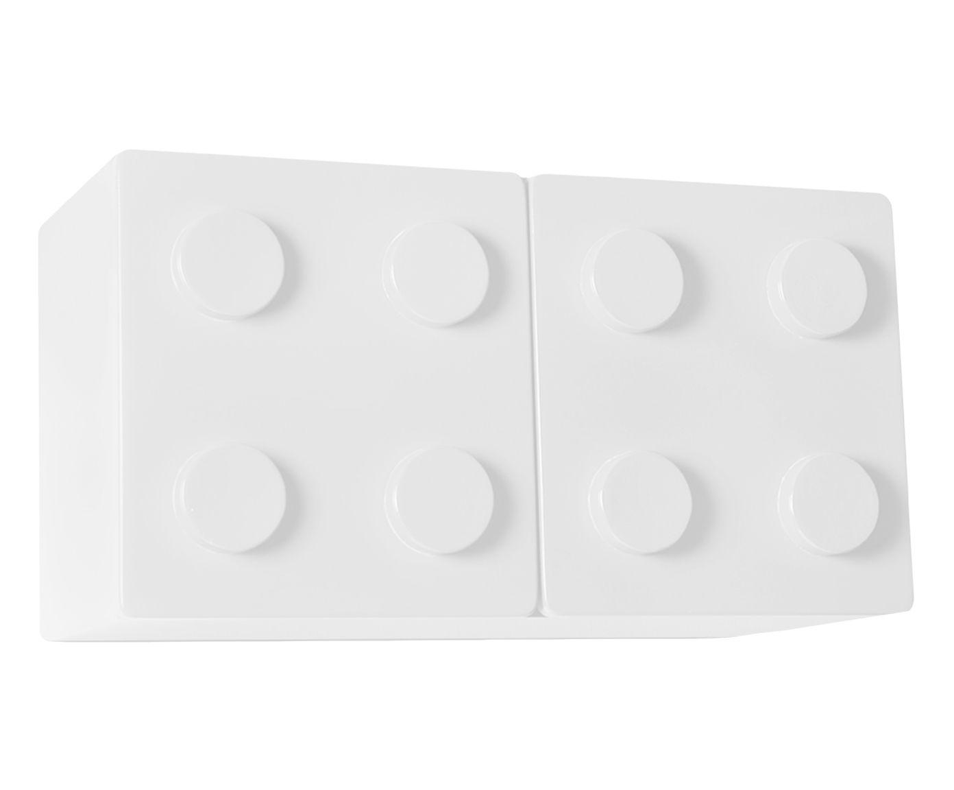 Nicho Lego Branco - 55X30X27cm | Westwing.com.br
