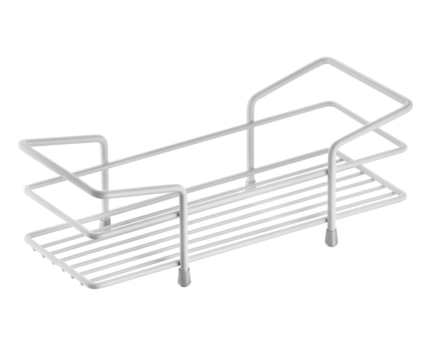 Organizador de Bancada Dry Branco - 29X11X11,5cm | Westwing.com.br