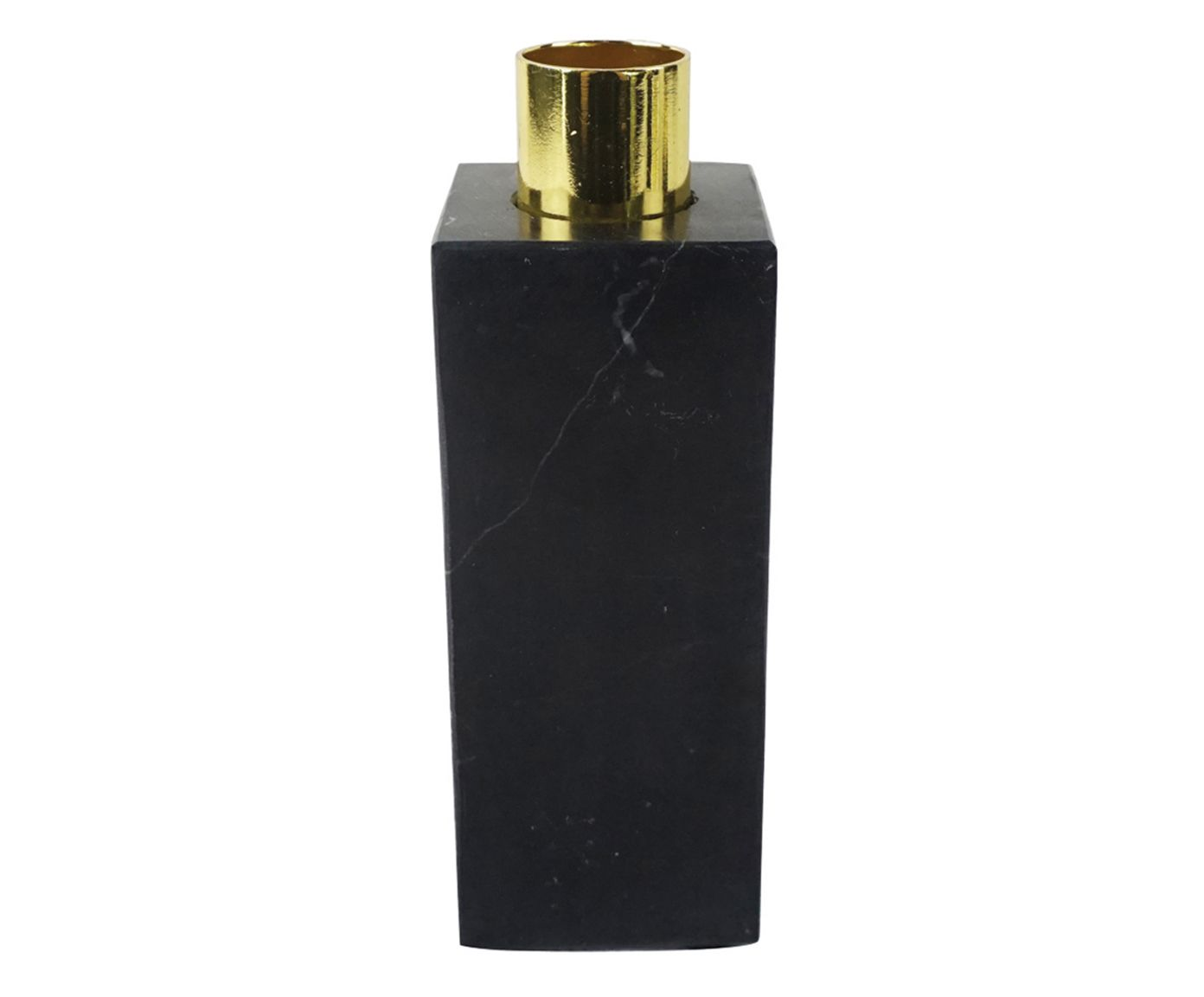 Castiçal Byron Preto - 4,5X13X4,5cm | Westwing.com.br