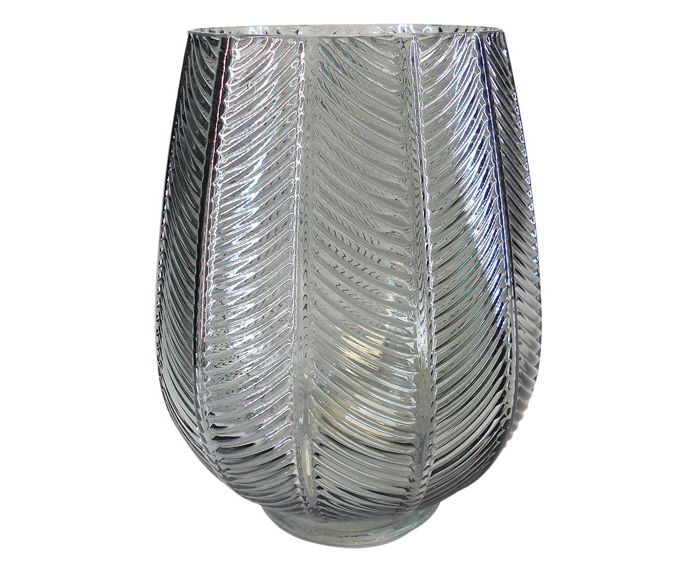 Vaso Pola Fumê - 19,5cm | Westwing.com.br
