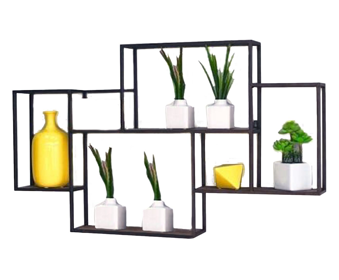 Prateleira Mondrian - 90X50X15cm | Westwing.com.br
