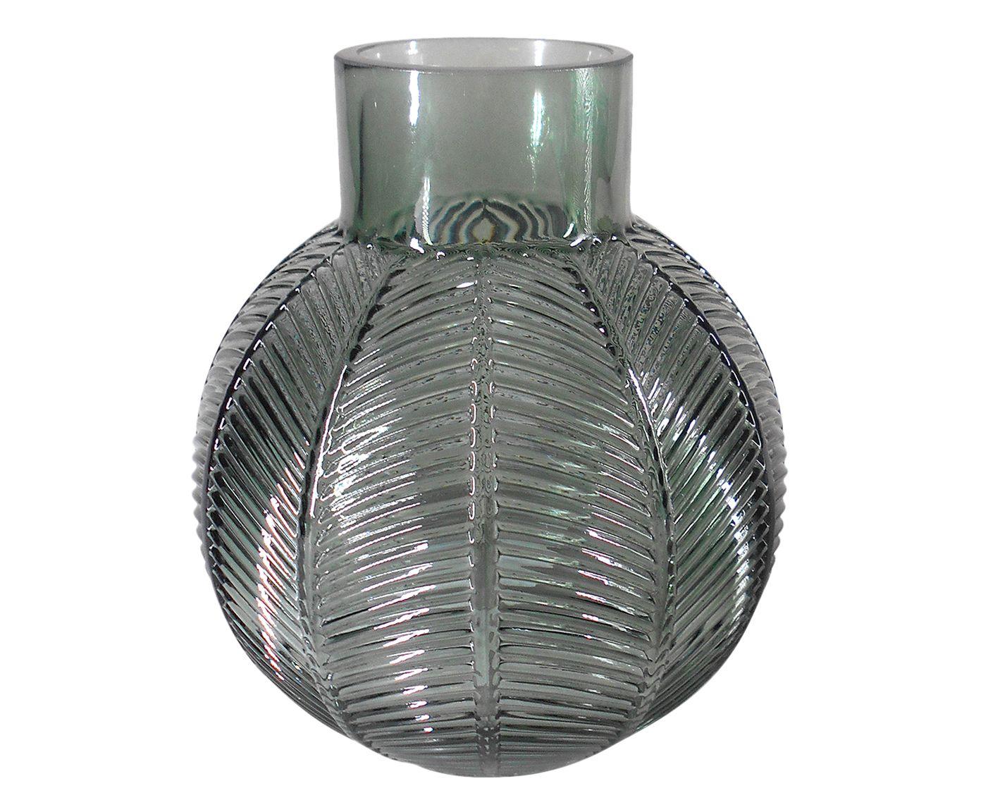 Vaso Pola Fumê - 15cm   Westwing.com.br
