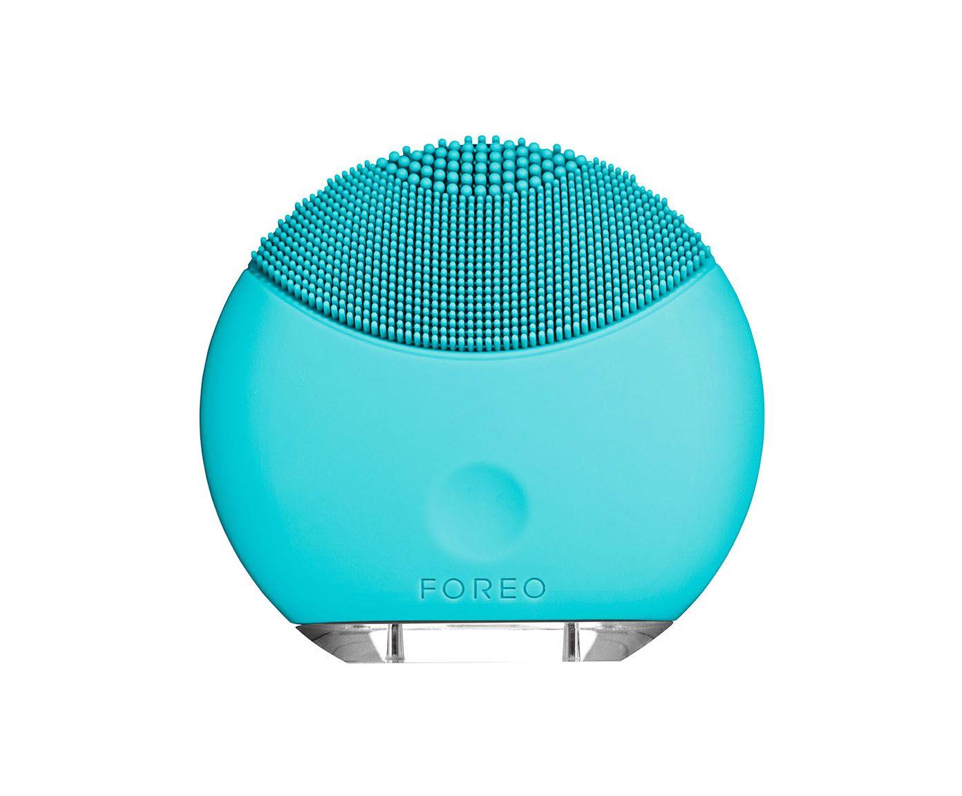 Aparelho de Limpeza Facial Luna Mini - Turquoise Blue | Westwing.com.br