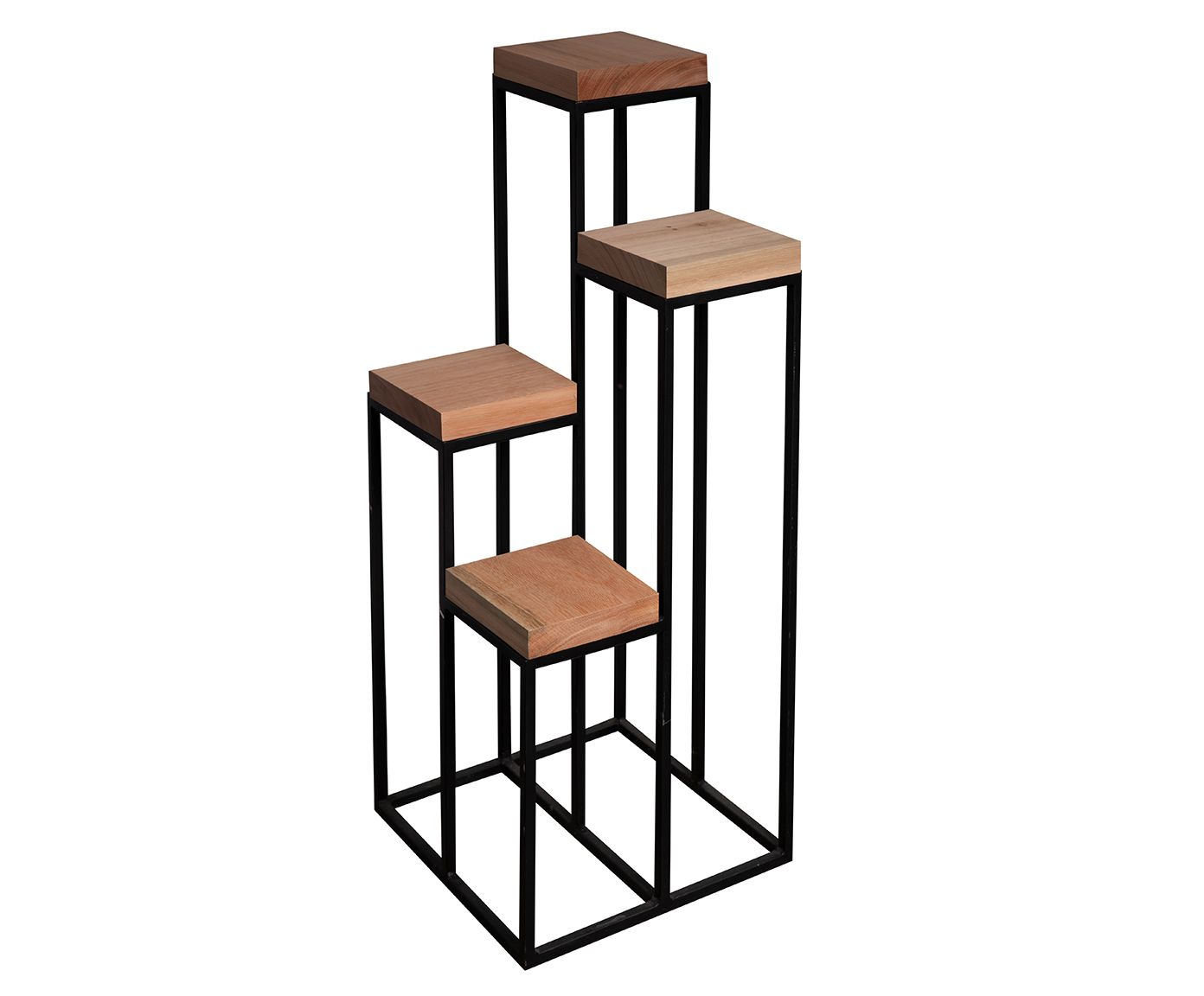 Floreira Stairwood - 40X98X40cm   Westwing.com.br