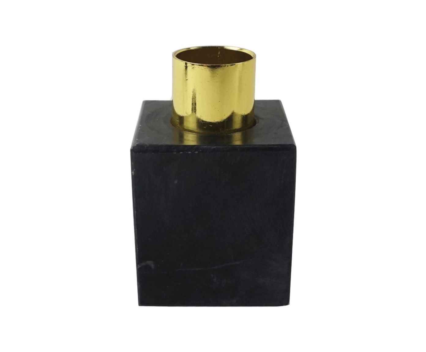Castiçal Byron Preto - 4,5X7X4,5cm   Westwing.com.br