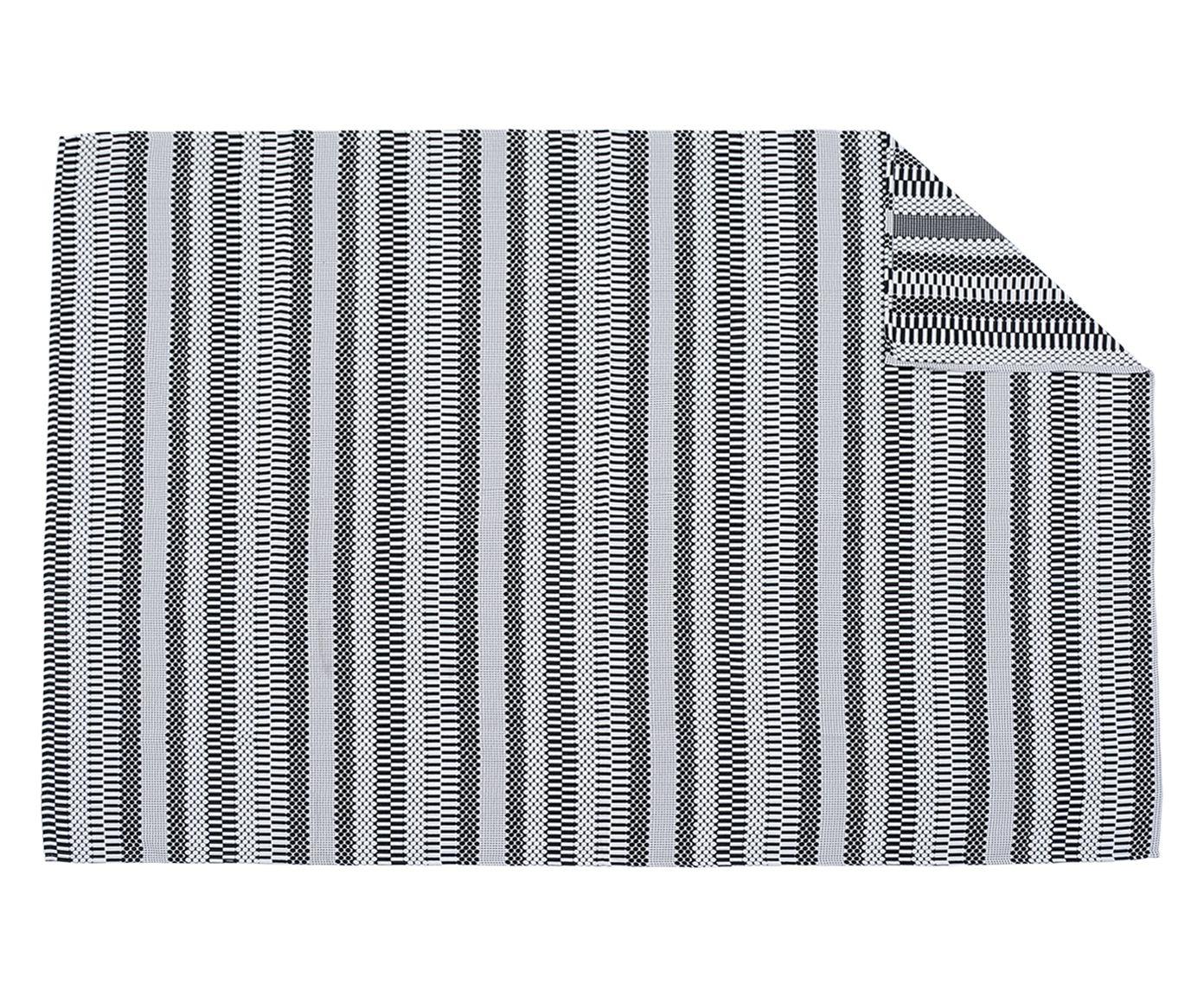 Manta Dupla Face Glitch - 140X190cm | Westwing.com.br
