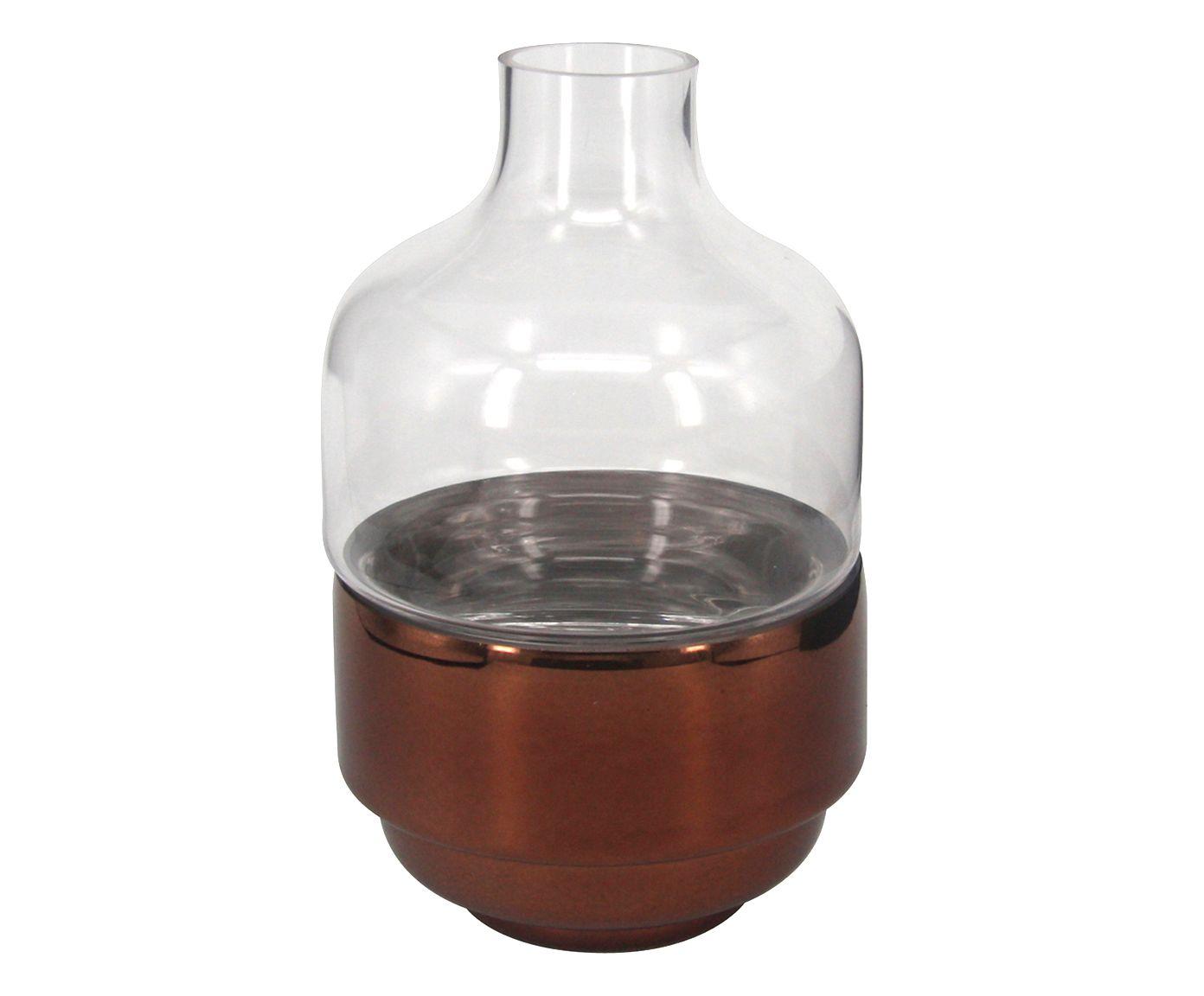 Vaso Buzz Glassy - 11cm | Westwing.com.br
