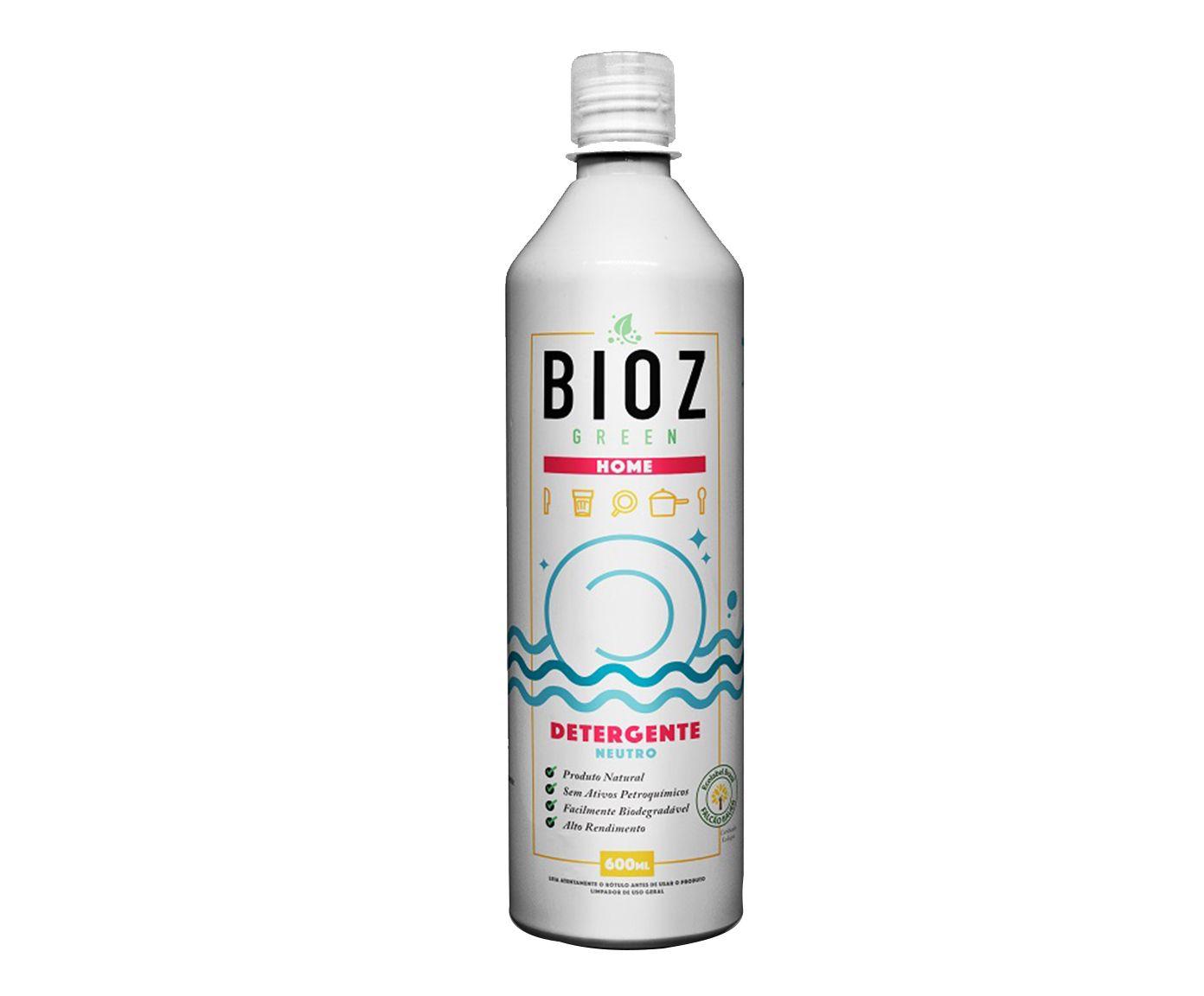 Detergente Neutro Bioz - 600ml | Westwing.com.br