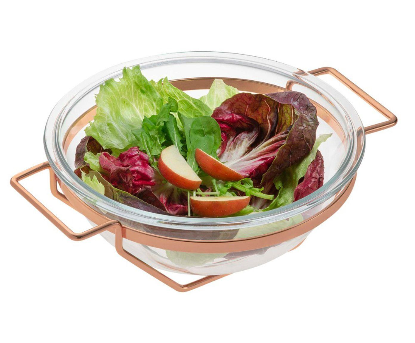 Saladeira com Suporte Andrea - 3L | Westwing.com.br