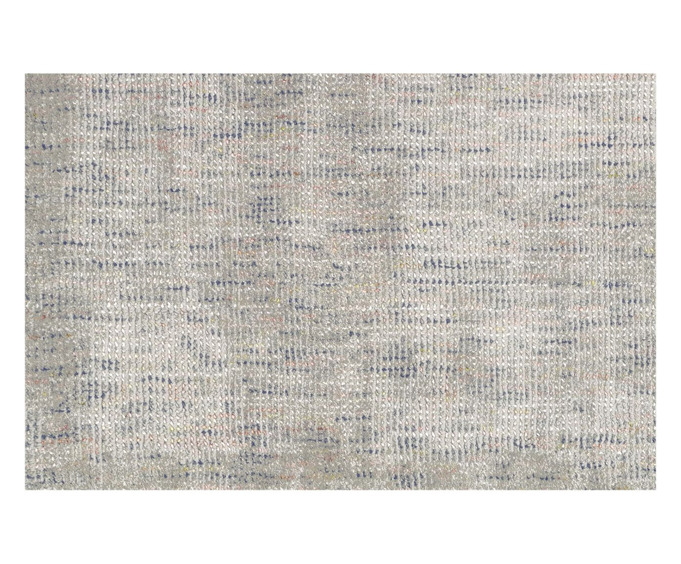 Tapete Indiano Seaburry Giana Cinza - 200X250cm | Westwing.com.br