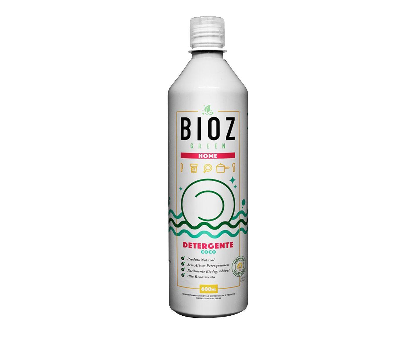Detergente Coco Bioz - 600ml | Westwing.com.br
