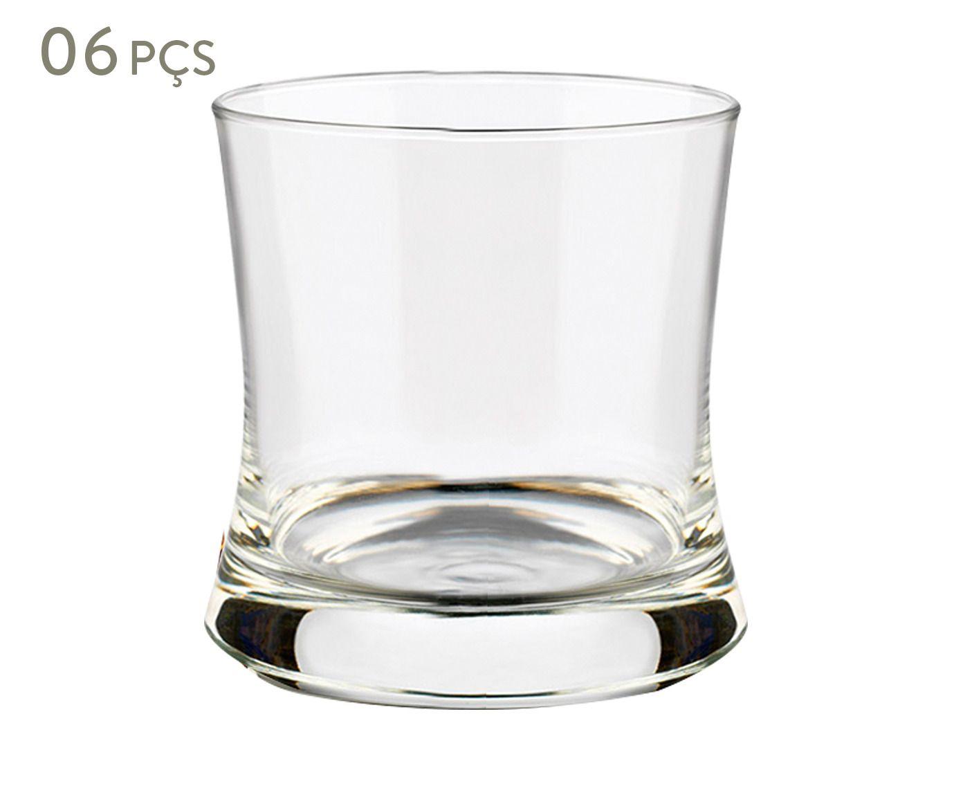 Conjunto de copos malibu rocks - libbey | Westwing.com.br