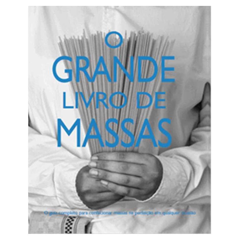 O grande livro de massas | Westwing.com.br