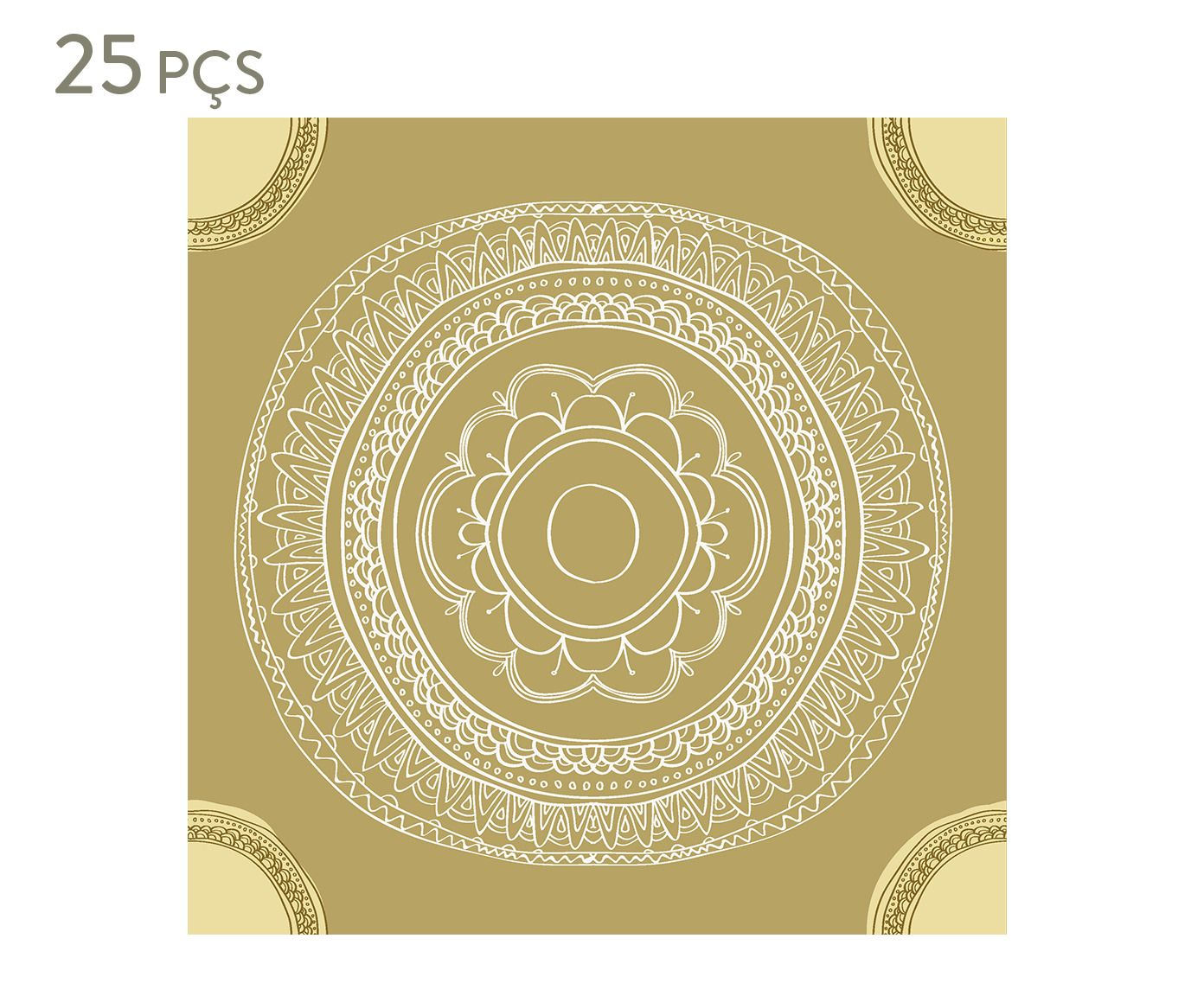 Conjunto de ladrilhos adesivos domus - 20 cm | Westwing.com.br
