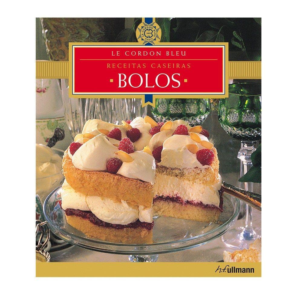 Livro cordon bleu: bolos | Westwing.com.br