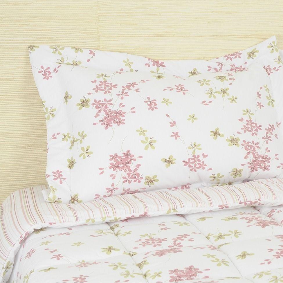 Conjunto de edredom nobre para cama de solteiro | Westwing.com.br