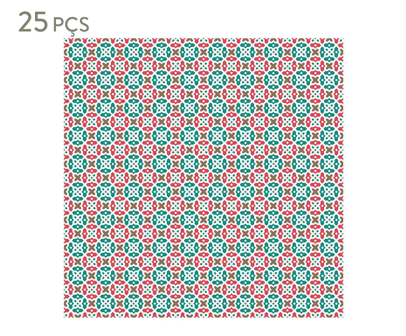 Conjunto de ladrilhos adesivos tulia | Westwing.com.br