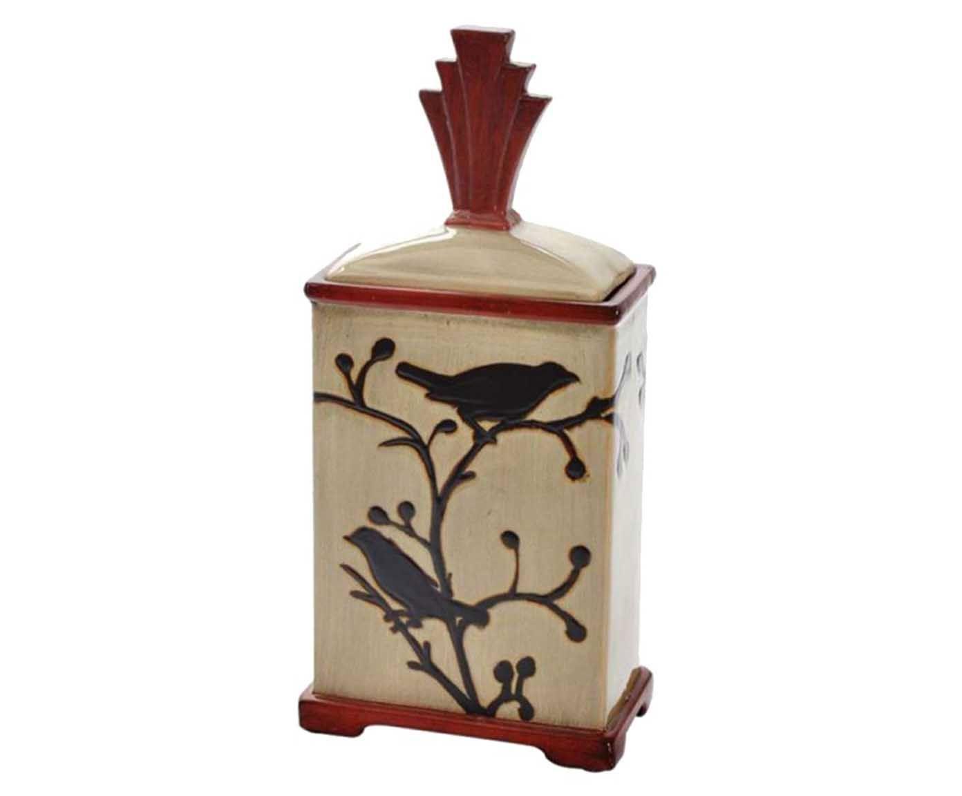 Potiche birdo - 35 cm | Westwing.com.br