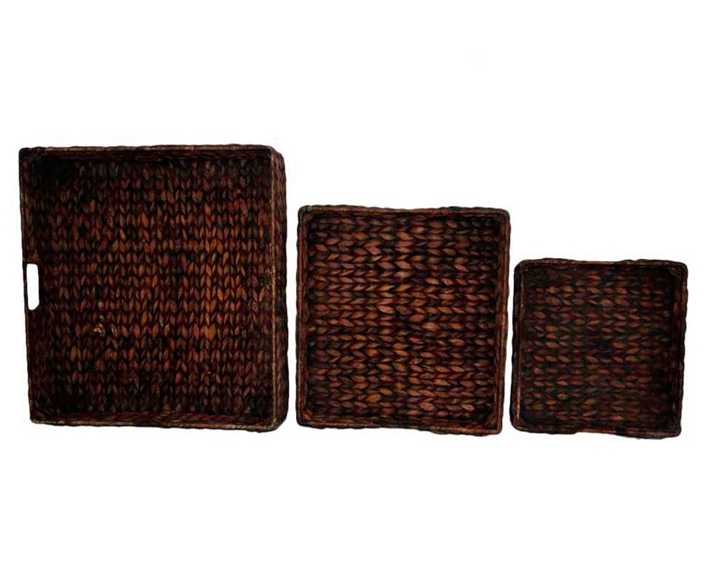 Conjunto de cestas braided | Westwing.com.br