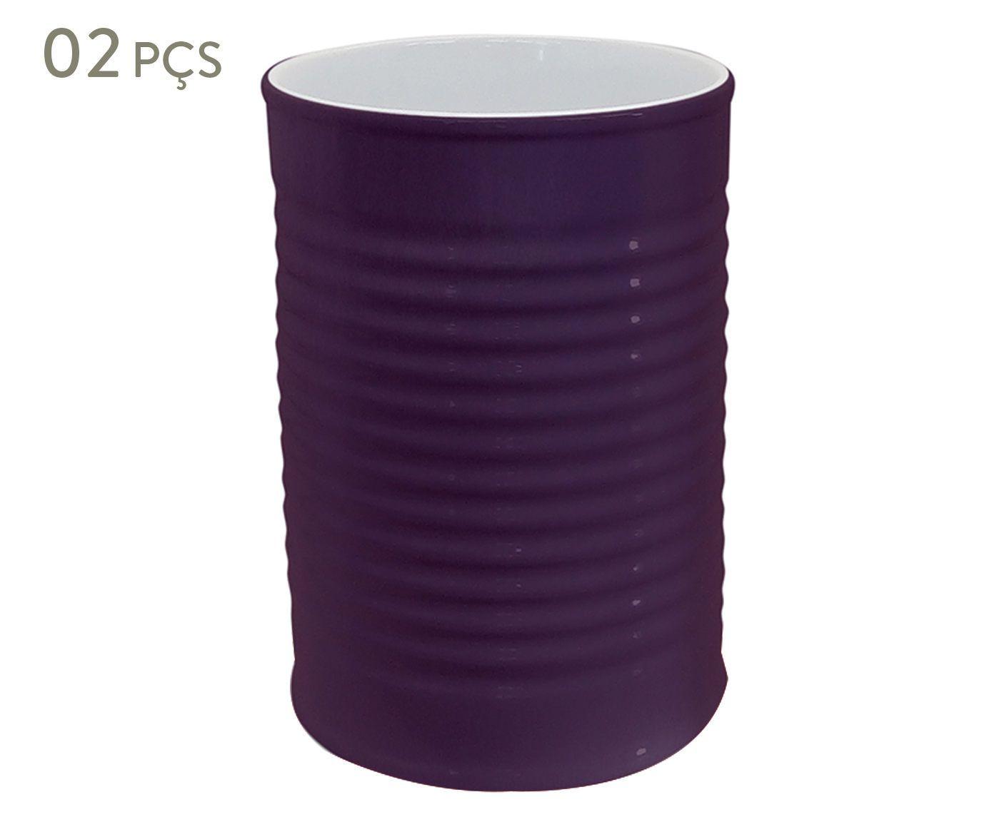 Conjunto de Porta-utensílios Espalier - Effect 1300 ml   Westwing.com.br